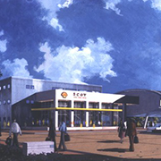 SHELL COMPANY OF THAILAND RETAIL AND TRAINING CENTER, CHON BURI