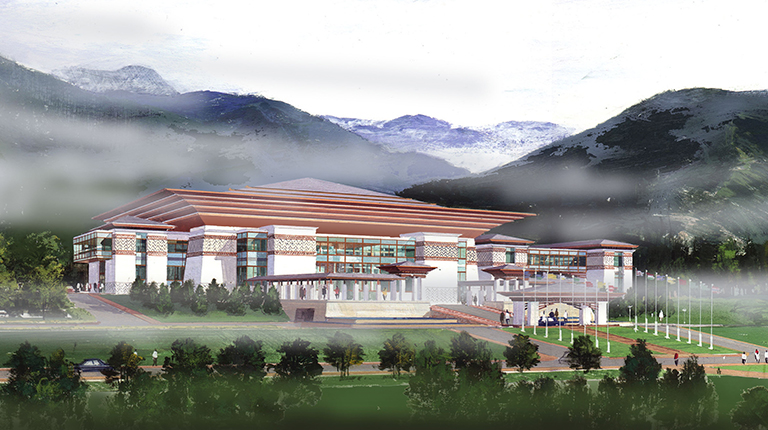 BHUTAN INTERNATIONAL CONFERENCE CENTER