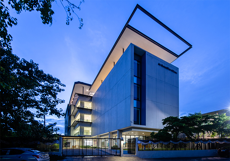 GALYANIN KEETAKAN BUILDING, PRINCESS GALYANI VADHANA INSTITUTE OF MUSIC